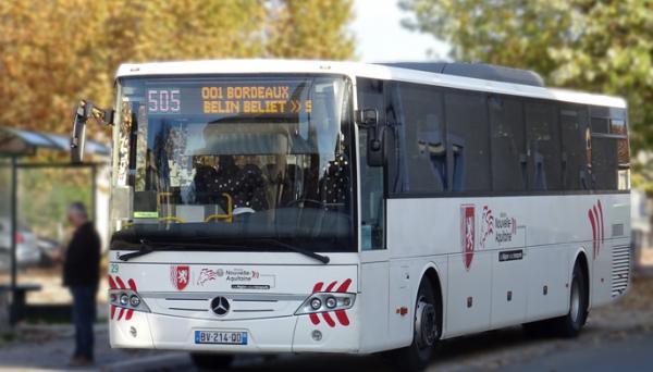 L'accès au CHU Pellegrin et au Tram A en direct depuis le Val de l'Eyre