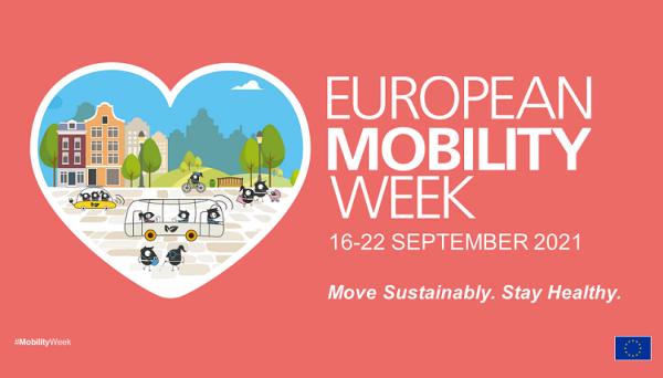 La Semaine Européenne de la Mobilité approche (16 au 22 septembre)
