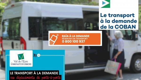 Se transporter à la demande sur le Barval : découvrez les services locaux !